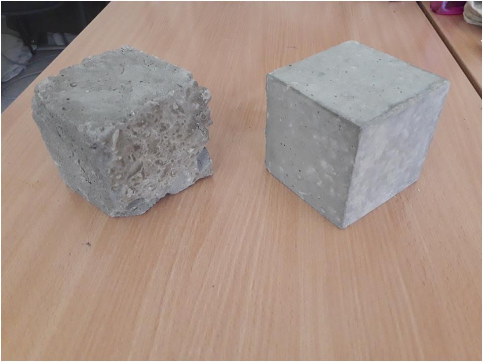 кто изготовил бетон